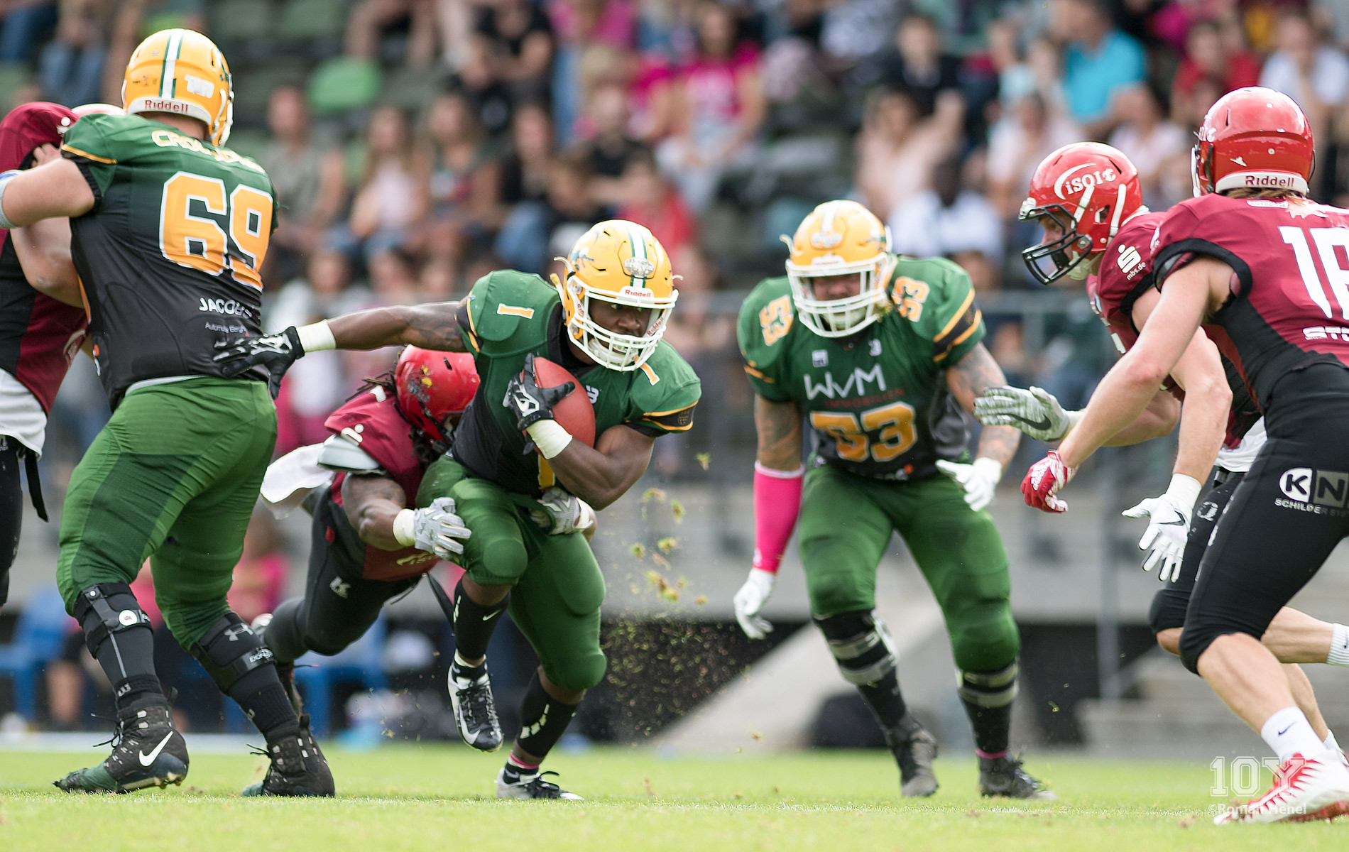 Cologne Crocodiles vs. Potsdam Royals