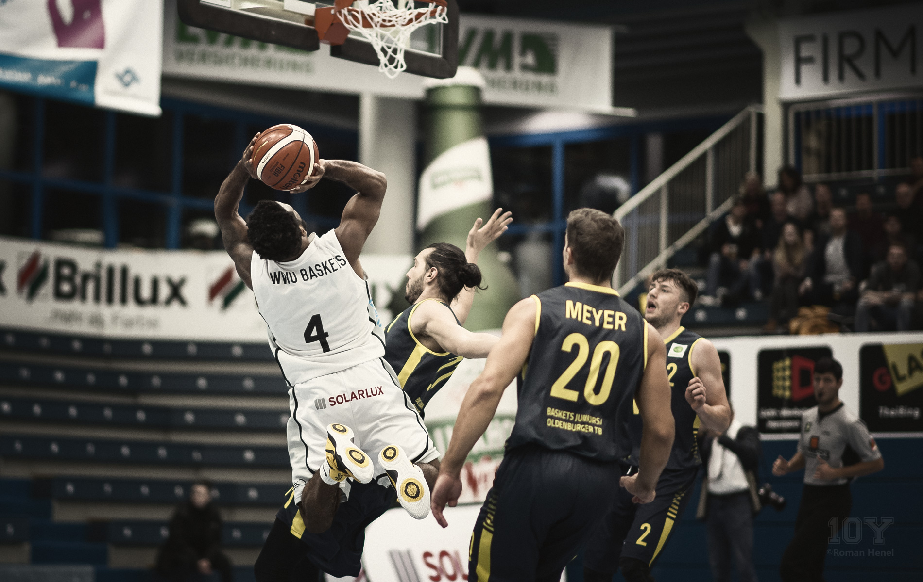 WWU Baskets Münster, 2 Bundesliga Basketball