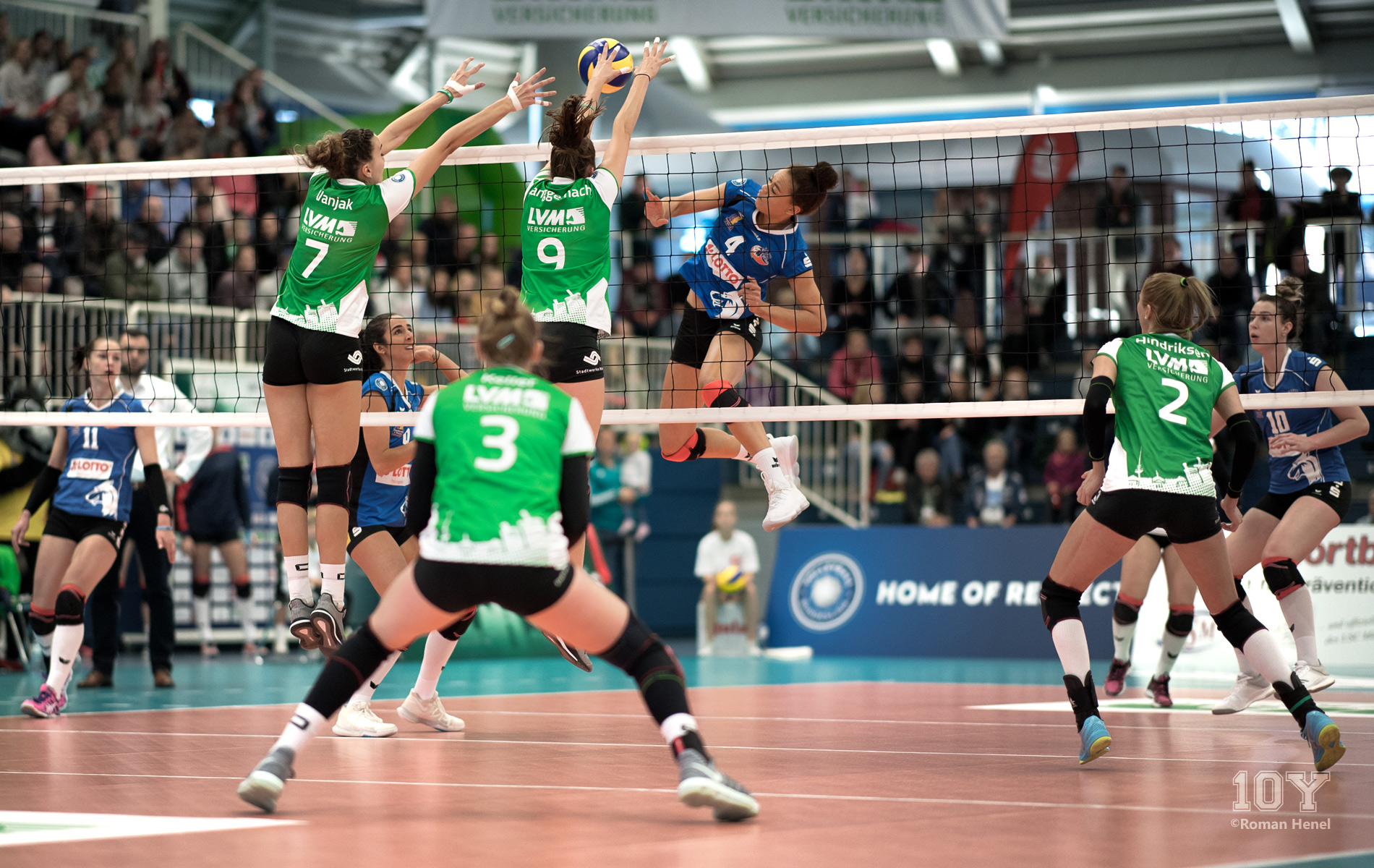 USC Münster, Volleyball Bundesliga
